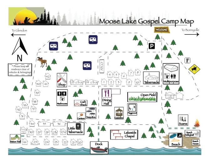 MLGC Map
