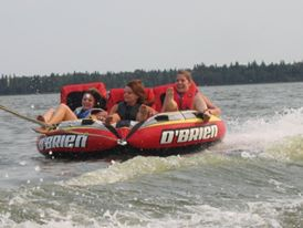 Three Person Tube